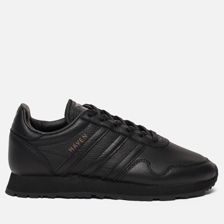 Кроссовки adidas Originals Haven Core Black/Core Black/Copper Flat