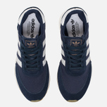 Кроссовки adidas Originals I-5923 Collegiate Navy/White/Gum фото- 4