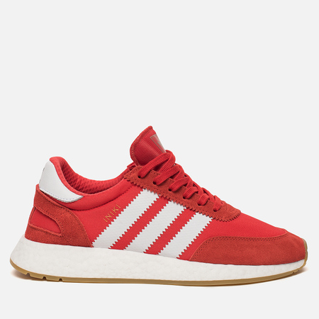 Кроссовки adidas Originals I-5923 Red/White/Gum