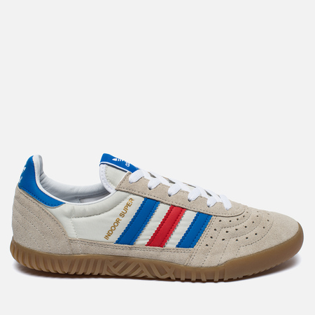 Кроссовки adidas Originals Indoor Super Spezial Chalk White/Bright Royal/White