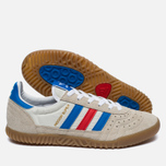 Кроссовки adidas Originals Indoor Super Spezial Chalk White/Bright Royal/White фото- 2