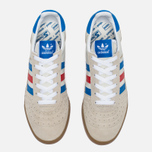 Кроссовки adidas Originals Indoor Super Spezial Chalk White/Bright Royal/White фото- 4