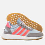 Кроссовки adidas Originals Iniki Runner Boost Charcoal Solid Grey/Turbo/Gum фото- 2
