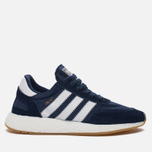Кроссовки adidas Originals Iniki Runner Boost Collegiate Navy/Running White фото- 0