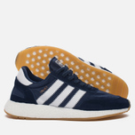 Кроссовки adidas Originals Iniki Runner Boost Collegiate Navy/Running White фото- 1