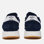 Кроссовки adidas Originals Iniki Runner Boost Collegiate Navy/Running White фото- 3