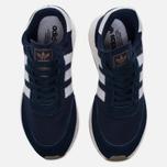 Кроссовки adidas Originals Iniki Runner Boost Collegiate Navy/White/Gum фото- 4