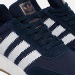 Кроссовки adidas Originals Iniki Runner Boost Collegiate Navy/White/Gum фото- 5