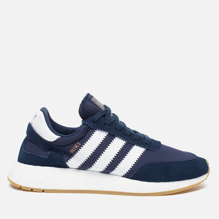 Кроссовки adidas Originals Iniki Runner Boost Collegiate Navy/White/Gum