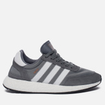 Кроссовки adidas Originals Iniki Runner Boost Grey/White фото- 0