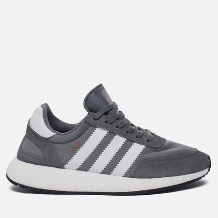 Кроссовки adidas Originals Iniki Runner Boost Grey/White
