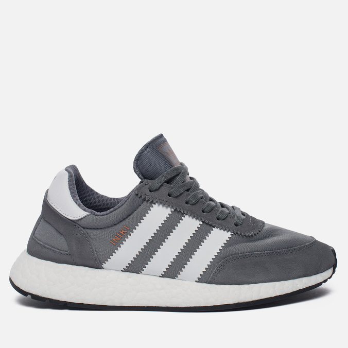 Кроссовки adidas Originals Iniki Runner Boost Grey/White