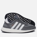 Кроссовки adidas Originals Iniki Runner Boost Grey/White фото- 2