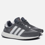 Кроссовки adidas Originals Iniki Runner Boost Grey/White фото- 1