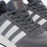 Кроссовки adidas Originals Iniki Runner Boost Grey/White фото- 5