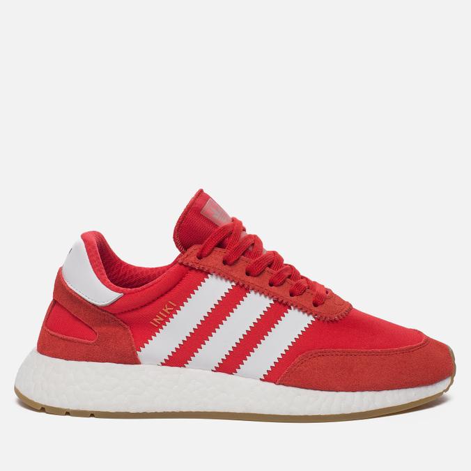 Кроссовки adidas Originals Iniki Runner Boost Red/White/Gum