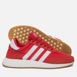 Кроссовки adidas Originals Iniki Runner Boost Red/White/Gum фото- 2