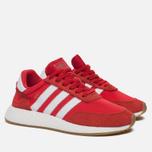 Кроссовки adidas Originals Iniki Runner Boost Red/White/Gum фото- 1