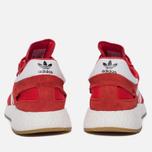 Кроссовки adidas Originals Iniki Runner Boost Red/White/Gum фото- 3