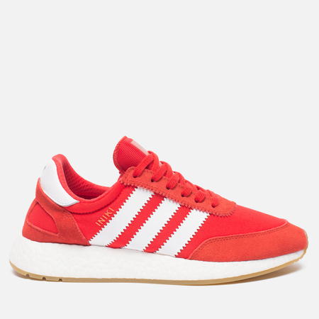 Кроссовки adidas Originals Iniki Runner Boost Red/White/Gum
