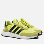 Кроссовки adidas Originals Iniki Runner Boost Solar Yellow/Core Black/White фото- 2