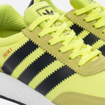 Кроссовки adidas Originals Iniki Runner Boost Solar Yellow/Core Black/White фото- 3