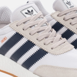 Кроссовки adidas Originals Iniki Runner Boost White/Collegiate Navy/Gum фото- 5