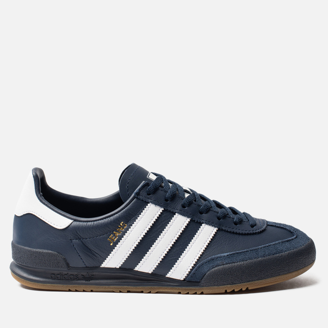 Кроссовки adidas Originals Jeans Collegiate Navy/White/Legend Ink