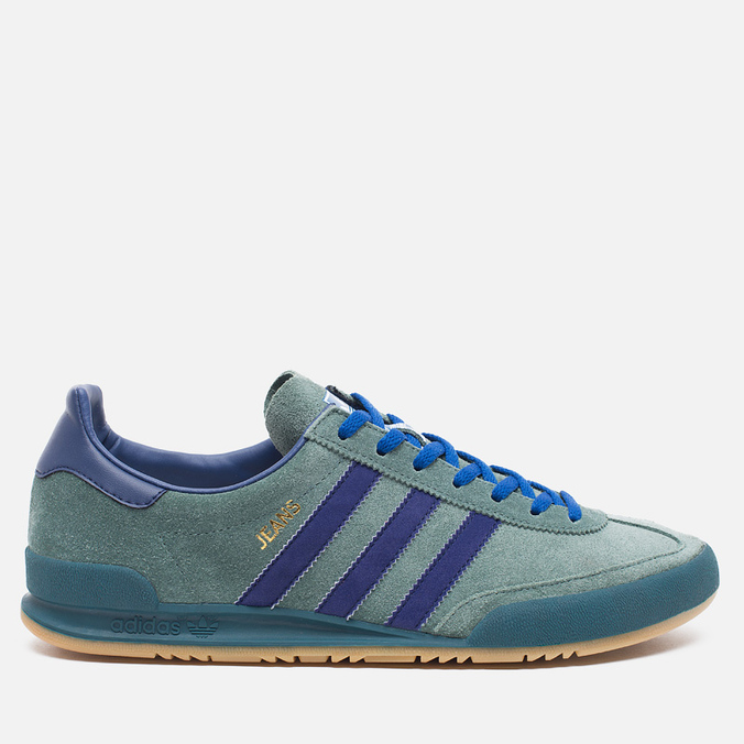 Кроссовки adidas Originals Jeans MKII Vista Green/Dark Blue