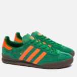 Кроссовки adidas Originals Jeans Trainers Green/Sorang/Gum фото- 1