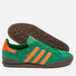 Кроссовки adidas Originals Jeans Trainers Green/Sorang/Gum фото- 2