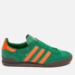 Кроссовки adidas Originals Jeans Trainers Green/Sorang/Gum фото- 0