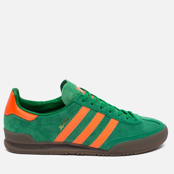 adidas Originals Jeans Trainers Sneakers Green/Sorang/Gum