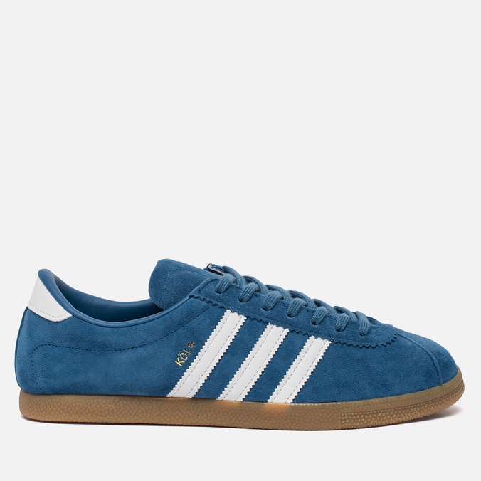 Кроссовки adidas Originals Koln Carnival Pack Core Blue/White/Gum