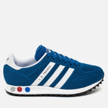 Кроссовки adidas Originals LA Trainer EM Blue/White фото- 0