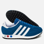 Кроссовки adidas Originals LA Trainer EM Blue/White фото- 2