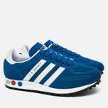 Кроссовки adidas Originals LA Trainer EM Blue/White фото- 1