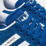 adidas Originals LA Trainer EM Sneakers Blue/White photo- 5
