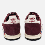 Кроссовки adidas Originals LA Trainer OG Burgundy/White/Black фото- 3