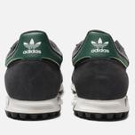 Кроссовки adidas Originals LA Trainer OG Carbon/Core Green/Grey Five фото- 3