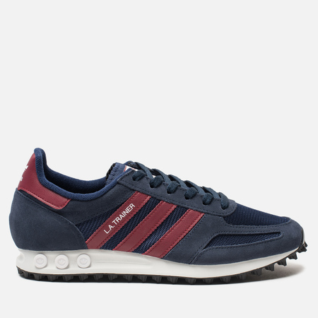 Кроссовки adidas Originals LA Trainer OG Navy/Collegiate Burgundy/Dark Blue