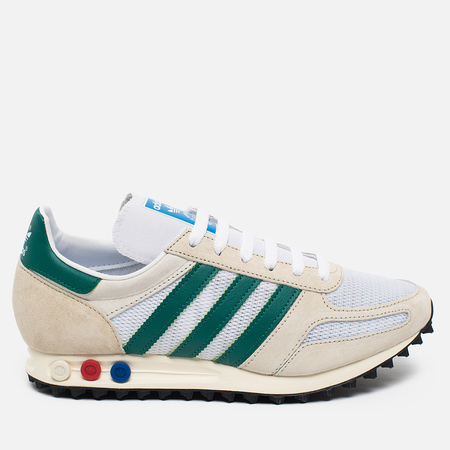 Кроссовки adidas Originals LA Trainer OG White/Subgrn/Black