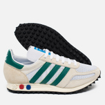 Кроссовки adidas Originals LA Trainer OG White/Subgrn/Black фото- 2