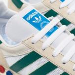 Кроссовки adidas Originals LA Trainer OG White/Subgrn/Black фото- 6