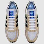 Кроссовки adidas Originals LA Trainer OG White/Subgrn/Black фото- 4