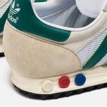 Кроссовки adidas Originals LA Trainer OG White/Subgrn/Black фото- 5