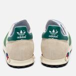Кроссовки adidas Originals LA Trainer OG White/Subgrn/Black фото- 3