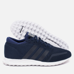 Кроссовки adidas Originals Los Angeles Collegiate Navy/Dark Blue фото- 2