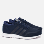 Кроссовки adidas Originals Los Angeles Collegiate Navy/Dark Blue фото- 1