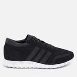 Кроссовки adidas Originals Los Angeles Core Black/White фото- 0